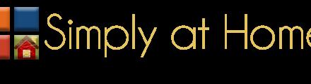 Simply at home logo