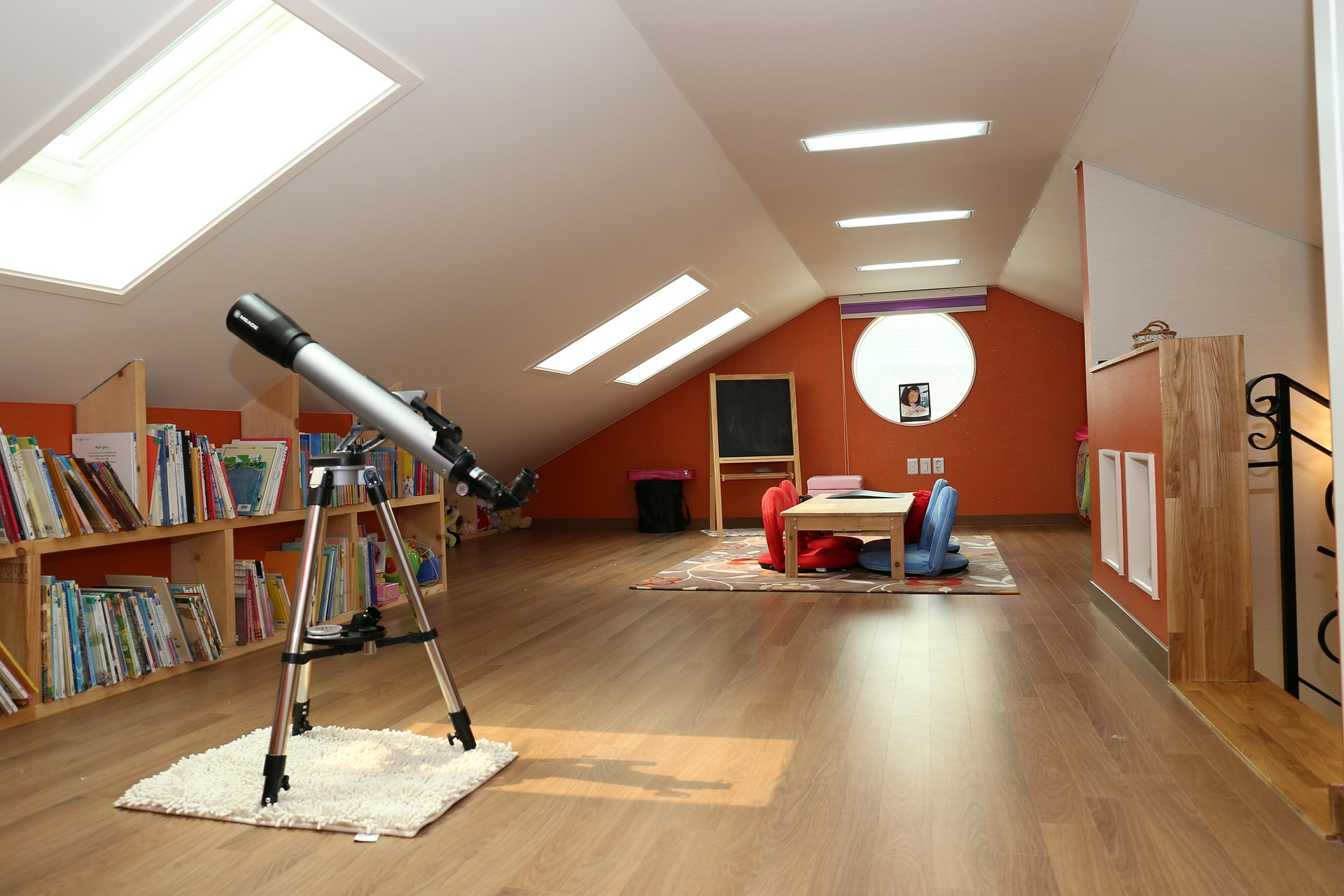 Extra Kamer Maken Op Zolder : Turning Your Attic into Bedrooms