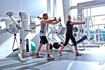 fitnesskamer thuis