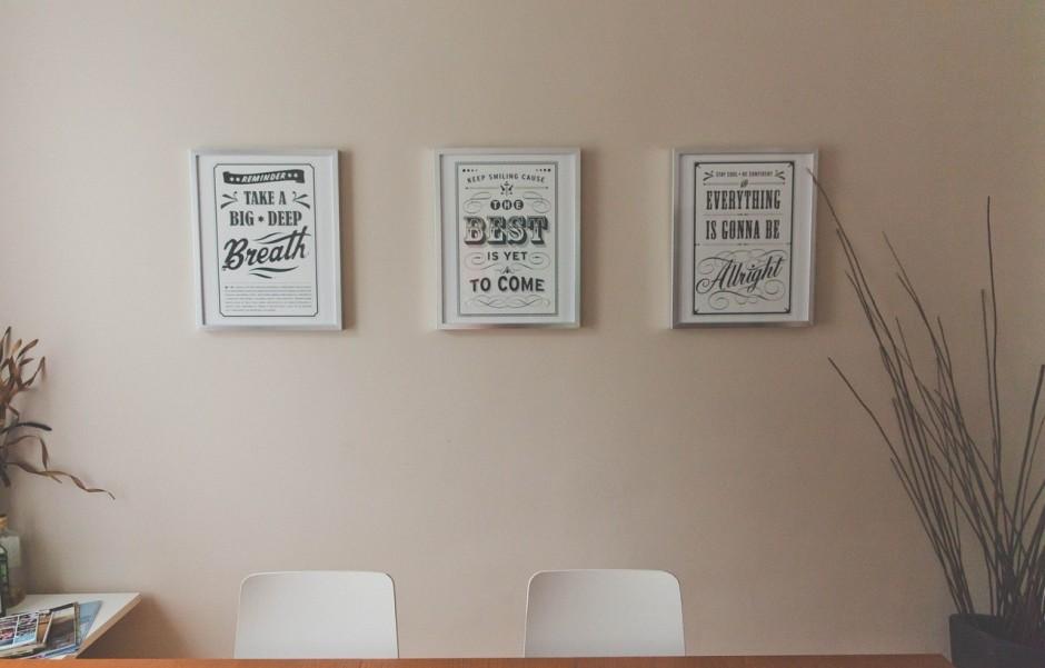 Creëer sfeer in huis met wanddecoratie - Simply at HomeSimply at Home
