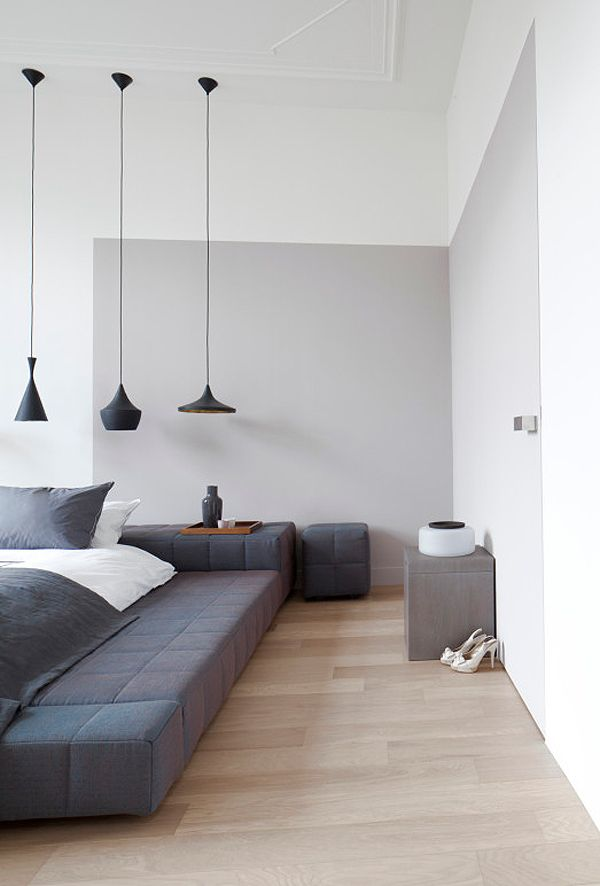 Moderne verlichting voor slaapkamers: do\'s and don\'ts - Simply at ...