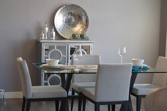 Eenvoudig je eetkamer mooi inrichten - Simply at HomeSimply at Home