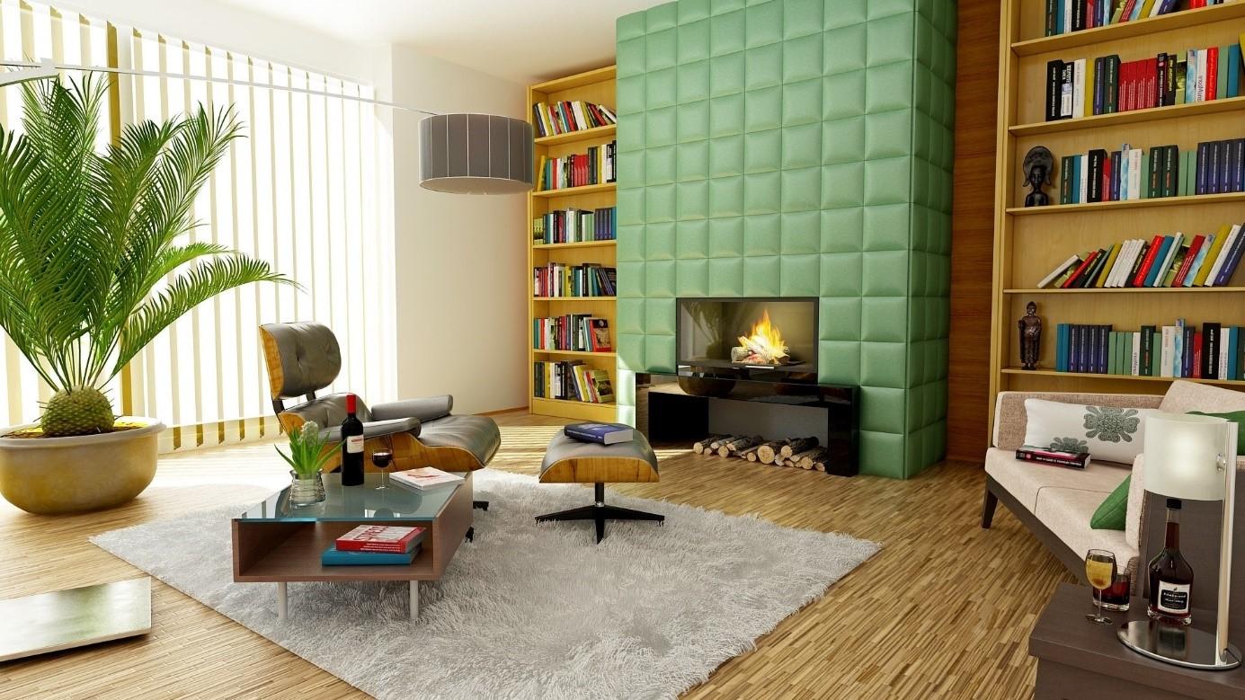 Wonderbaarlijk Een grote woonkamer inrichten doe je zo - Simply at HomeSimply at Home OC-31