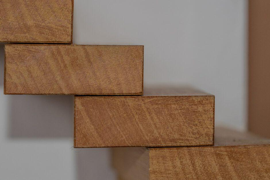 waarom bouwpakket trap
