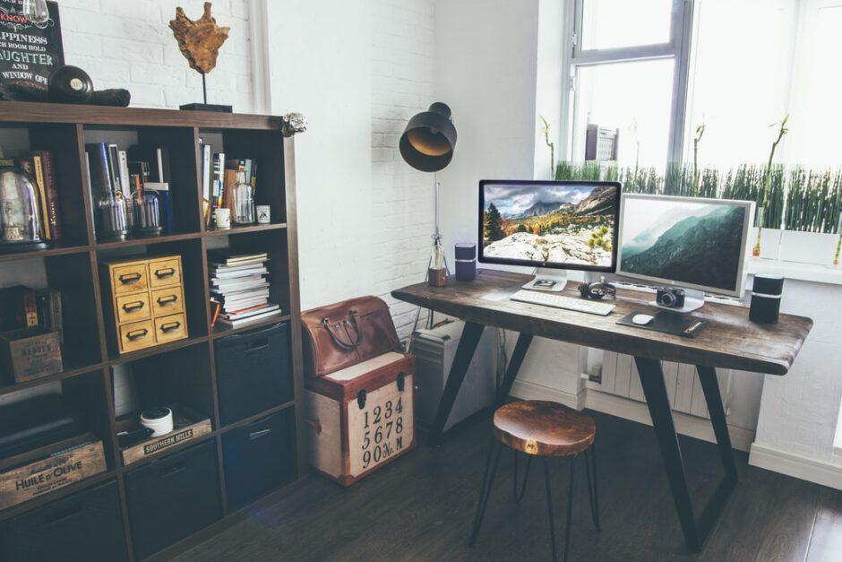 fijne thuiswerkplek